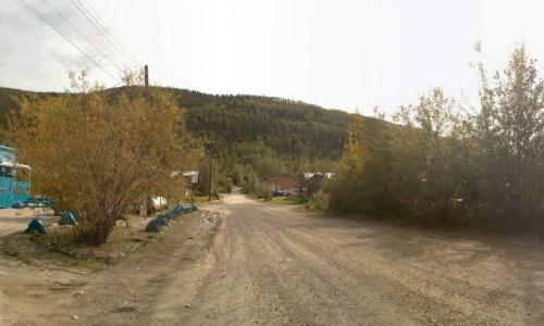 Gold Rush Campground and RV in Dawson YT